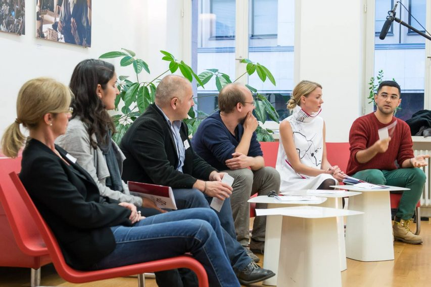 PERSONAL EXPRESSIONS – panel at Hertie School of Governance