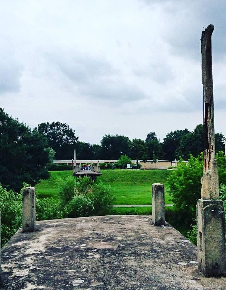 Rosenstadt Forst – Brücken denken