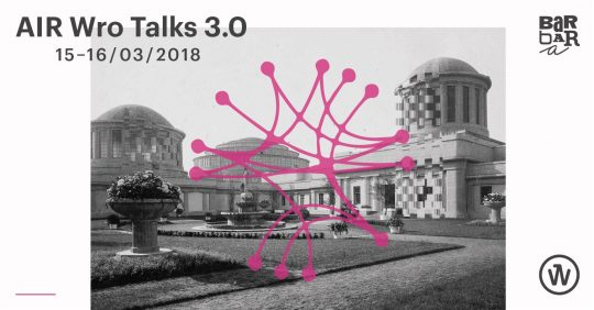 AIR WRO TALKS 3.0 – international cooperation : network : mobility