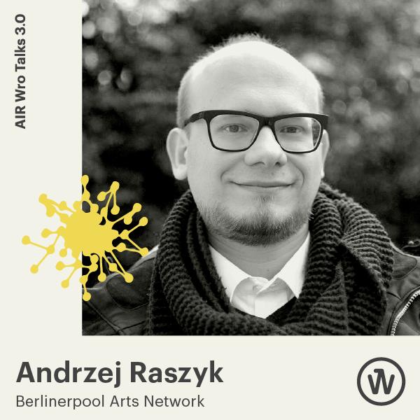 Andrzej Raszyk Air Wro Talks