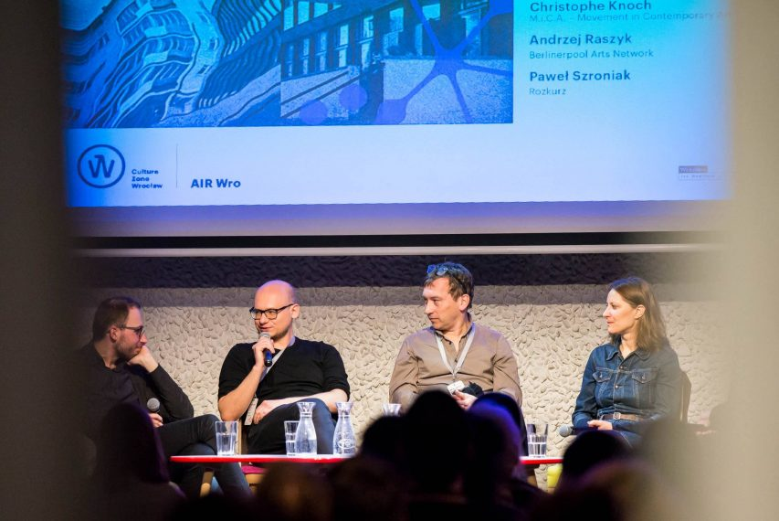 Wrocław – Berlin Platform for creative sectors
