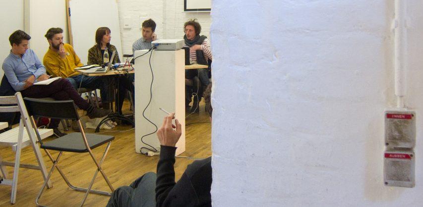Research tour Berlin | The NewBridge Project